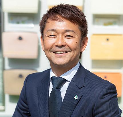 ひまわりライフ代表取締役 浦﨑 正勝
