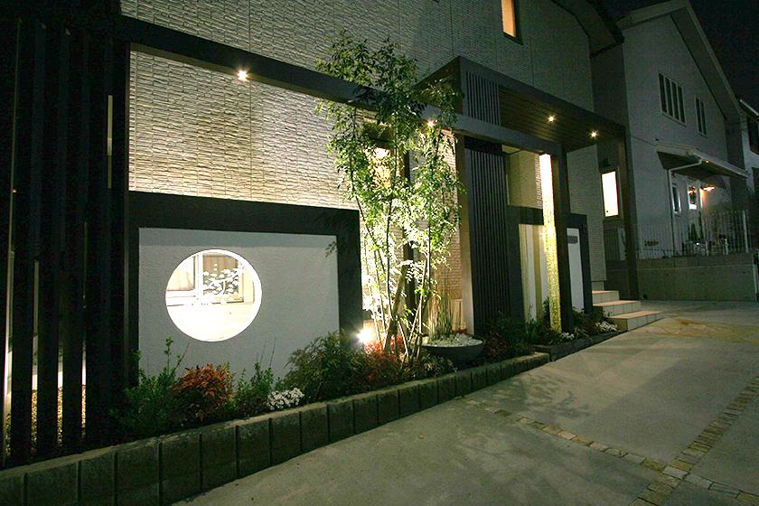 神戸市垂水区『和風』なお庭の施工例を紹介します。