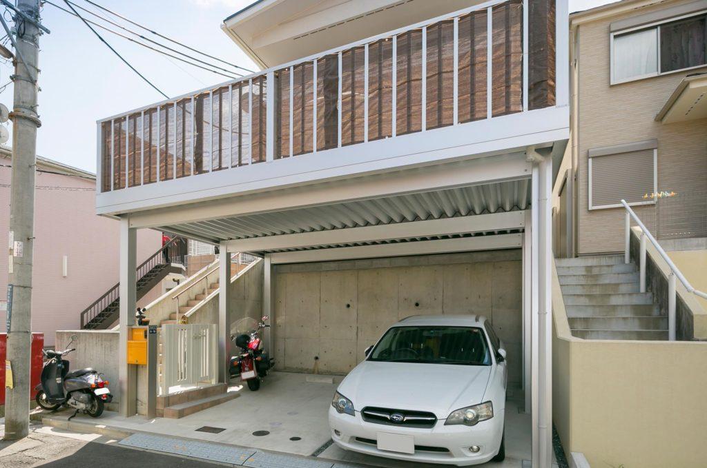 神戸市長田区グランフローアの施工例