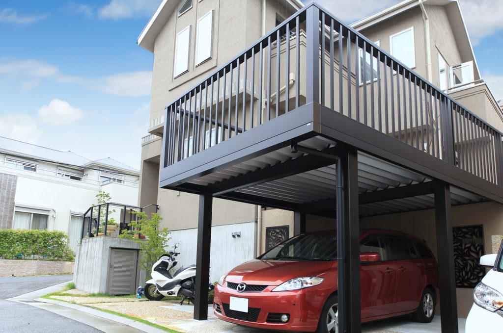 グランフローア神戸市垂水区の施工例
