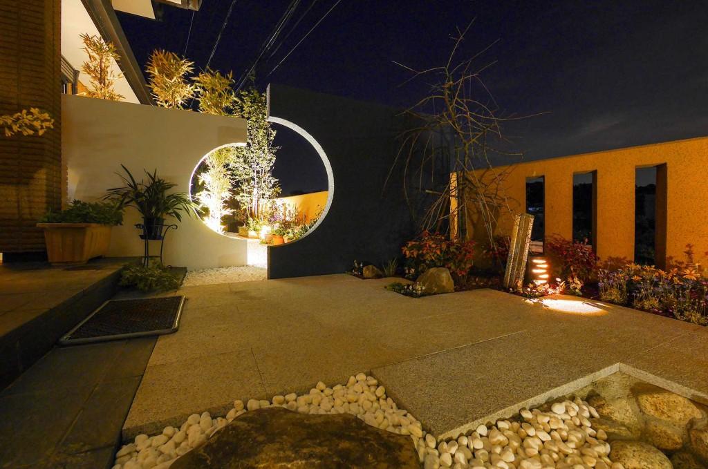 三木市『和風』なお庭の施工例を紹介します。