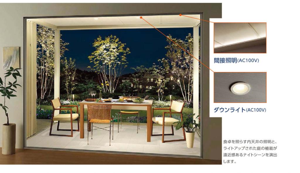 LIXIL製ガーデンルームZIMAのnewモデル