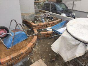 【神戸市北区】ウッドデッキと人工芝がつくる素敵なお庭【YKKap リウッドデッキ】