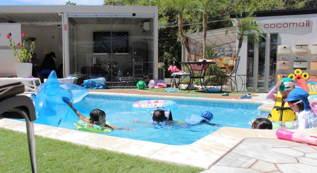 家庭用本格派プール