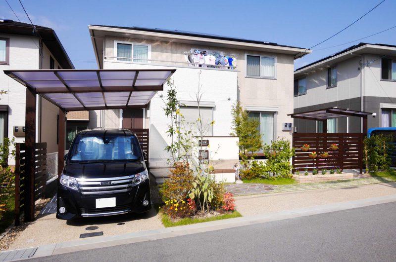 神戸市垂水区 外構リフォーム施工例写真