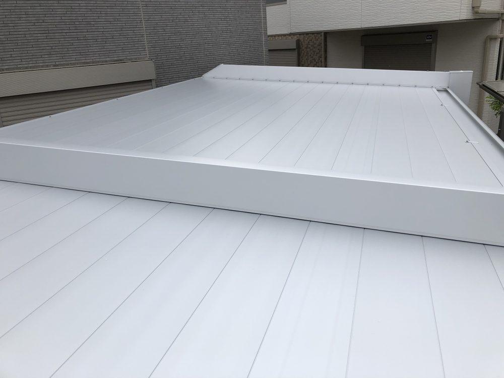 SCの屋根