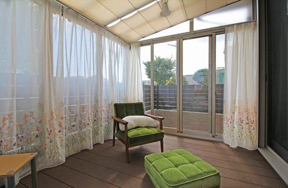 神戸市西区ガーデンルーム